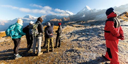 Trek Nepal & Ladakh Adventure Presentation: Free Sydney Event