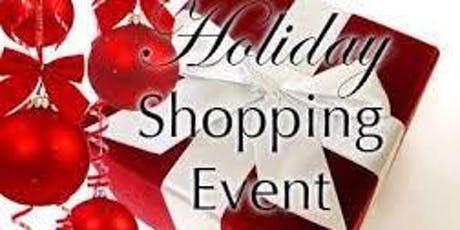 Holiday Tasting and Shopping Event  tickets