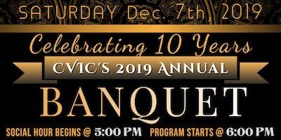 CVIC 2019 Annual Banquet