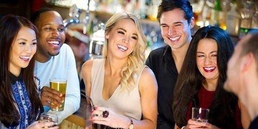 Make new friends - Trefft Dammen & Hären! (25-45)(FREE Drink/Hosted)LUX