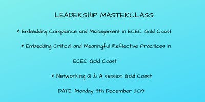 Leadership Masterclass Springwood