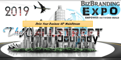 THE WALL-STREET JOURNEY - BIZBRANDING EXPO tickets