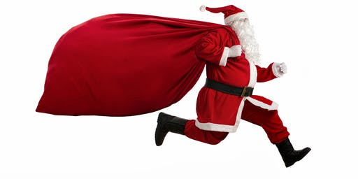Santa's Arrival @ Majura Park Shopping Centre