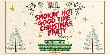 Reggie P's Smokin' Hot Good Time Christmas Party Palooza! tickets