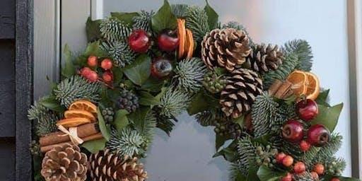 Christmas Wreath Making Workshop - Warrington