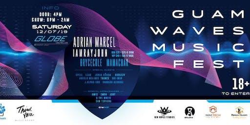 Guam Waves Music Festival
