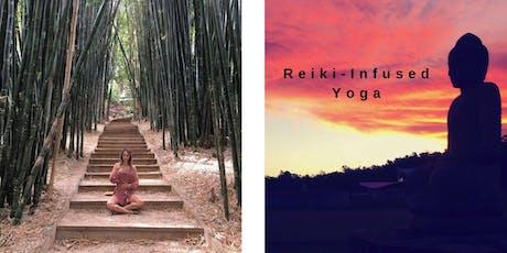 Reiki-Infused Yoga Series tickets