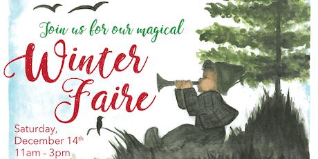Winter Faire tickets