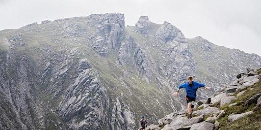 Tarsuinn Trail, Arran - Guided Skyrunning/Recce (Ultra Trail Scotland)