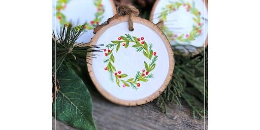 Ornament Decorating Class