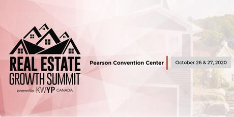 Real Estate Growth Summit 2020 tickets