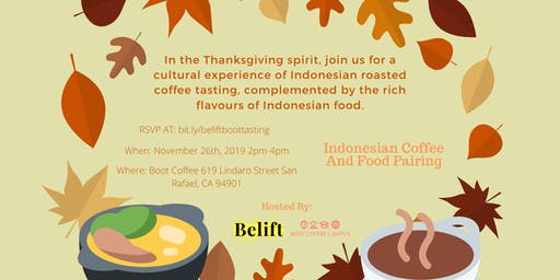 Coffee & Food Pairing with the Rich Flavors from Indonesia