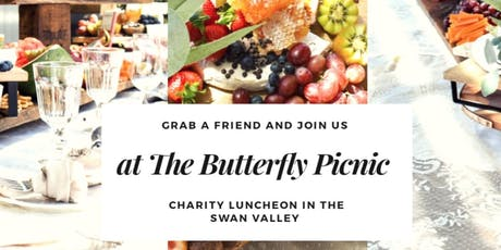 Namastay Tipi presents The Butterfly Picnic Charity Luncheon tickets