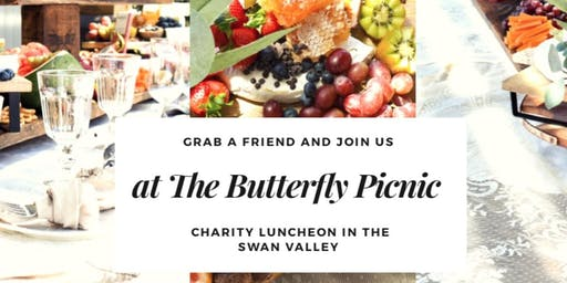 Namastay Tipi presents The Butterfly Picnic Charity Luncheon