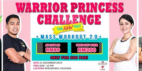 WPC Mass Workout 2.0 tickets
