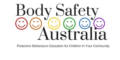 Body Safety Superstars Workshop tickets