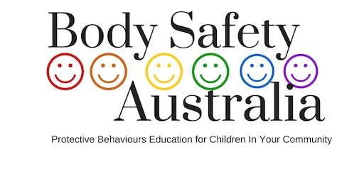 Body Safety Superstars Workshop