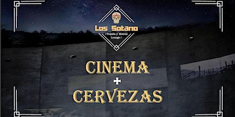 Cinema & Cervezas Thursdays tickets
