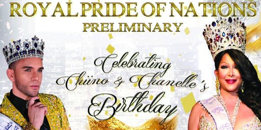 Royal Pride of Nations MA Prelims