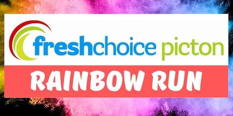FreshChoice Picton Rainbow Run tickets
