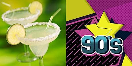 90s Themed Margarita Crawl tickets