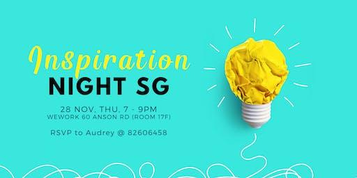 Inspiration Night SG