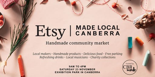 CBRmade Etsy Made Local handmade community market