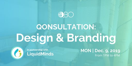 QONSULTATION: Design and Branding