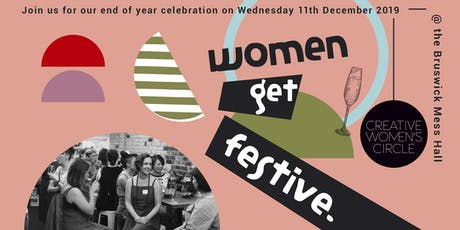 Creative Women's Circle Melbourne End of Year Drinks tickets