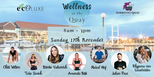 Wellness at the Quay 2019