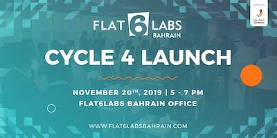 Flat6Labs Bahrain Cycle 4 Launch
