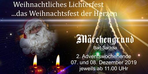 Weihnachtliches Lichterfest - Ein Weihnachtsfest der Herzen