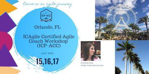 ICP-ACC Agile Coach Certification Workshop Orlando, Florida