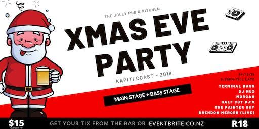 Xmas Eve Party - (Kapiti Coast)
