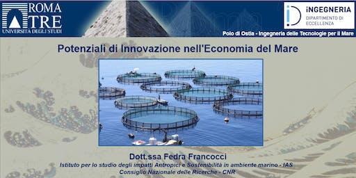 Potenziali di Innovazione nell'Economia del Mare