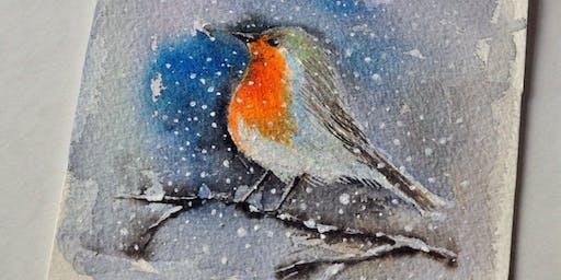 Christmas Arts Morning Workshops