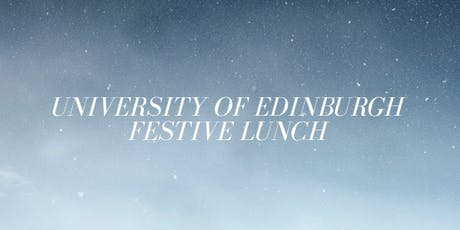 Festive Lunch tickets