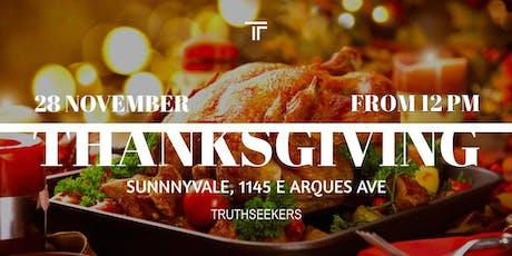 Thanksgiving Extravaganza tickets