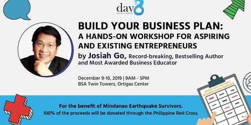 Build Your Business Plan with Josiah Go