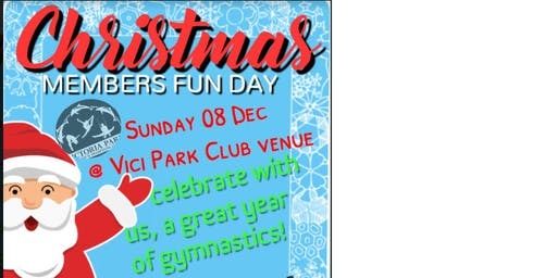 Christmas Members Fun Day