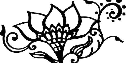 Henna Painting (Fulwood) #LancsLearning