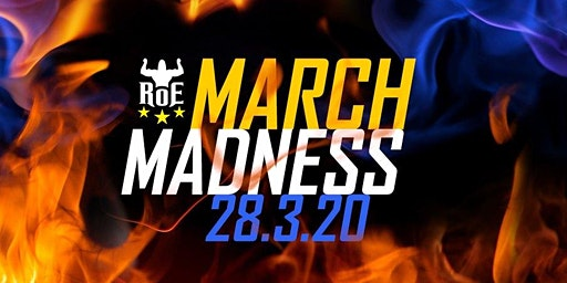 RoE Pro Wrestling + GLAM! - March Madness ´ 20