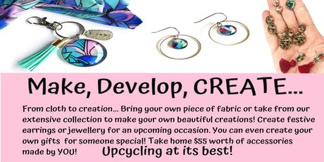 From Cloth to Creation tickets