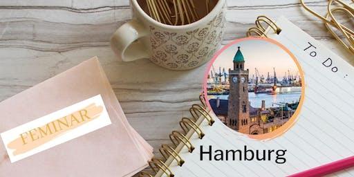 Feminar Netzwerktreffen Region Hamburg im Dezember 2019