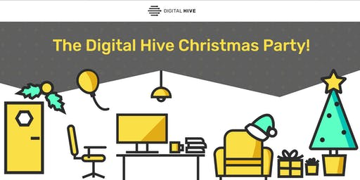 The Digital Hive Christmas Party