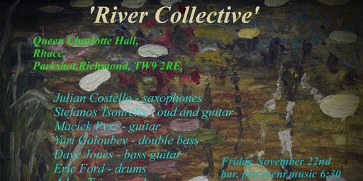RJS London Jazz Festival Concert - River Collective