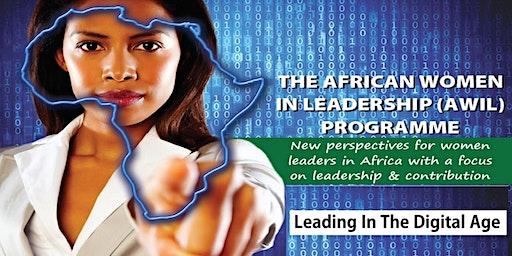 African Women In Leadership - Leading In The Digital Age Conference, Nairobi, Kenya