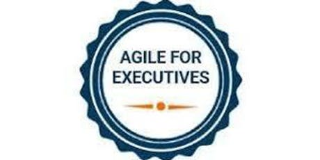 Agile For Executives 1 Day Virtual Live Training in Calgary tickets