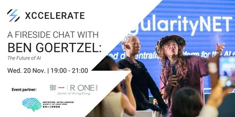 A Fireside Chat With Ben Goertzel : The Future of AI tickets