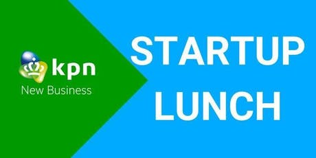 KPN Startup Monday Lunch Sustainability tickets